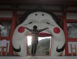 6  1月蒲生八幡神社おかめ巡り.jpg